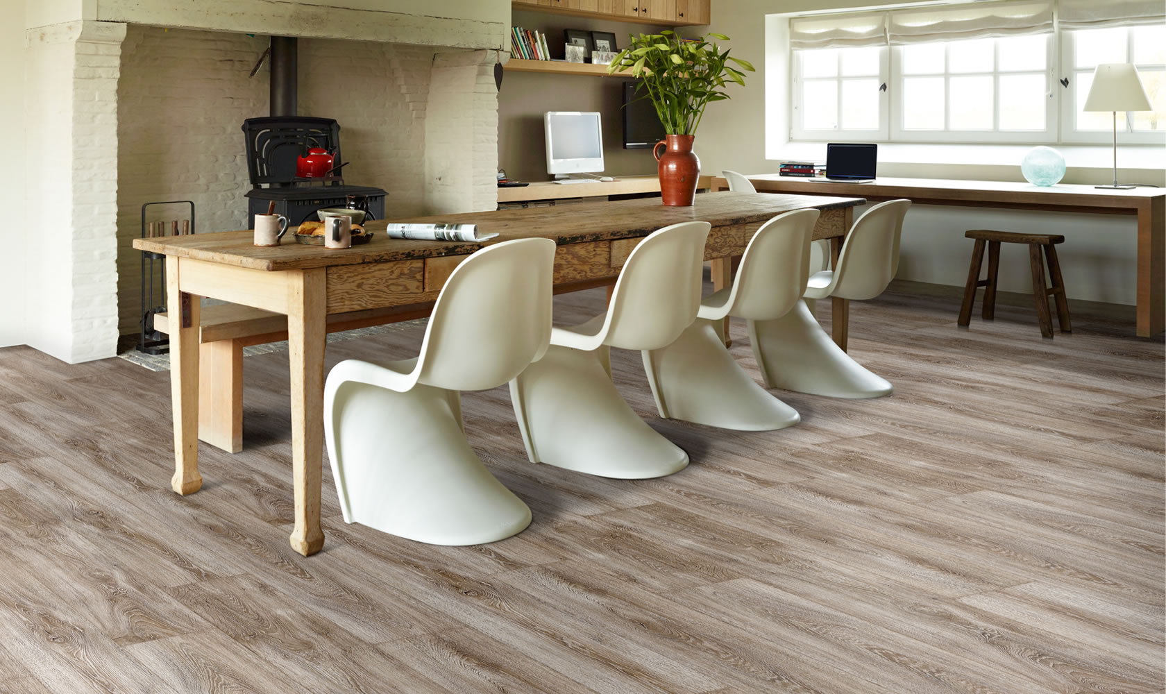 Good laminati with cos il laminato for Finto parquet ikea