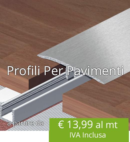 Profili piastrelle bagno awesome profilo angolare esterno for Profili alluminio leroy merlin