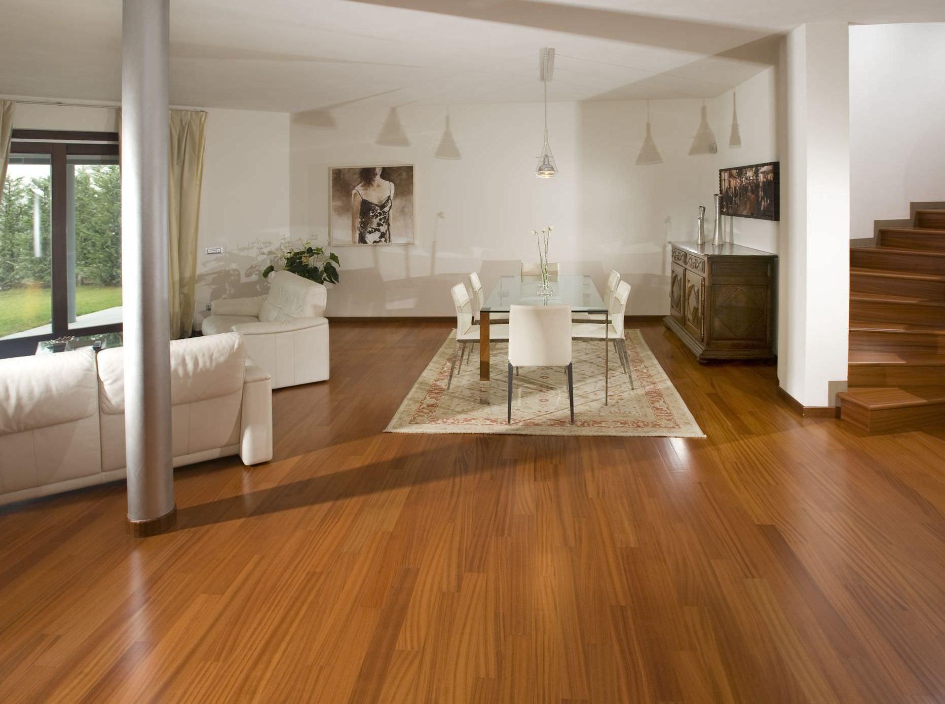 Riscaldamento A Pavimento E Laminato pavimenti in legno: dal laminato ai legni pregiati |